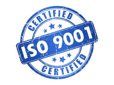 Сертификация ISO 9001 продукции завода BaltInk