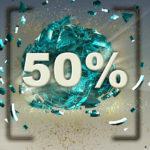 Скидка 50% на краску Magenta