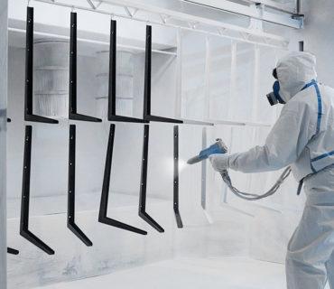 Защитные промышленные покрытия